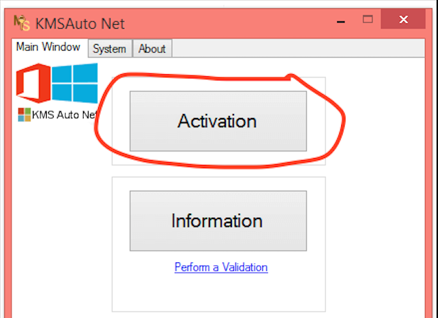 KMSauto Net Official process activate